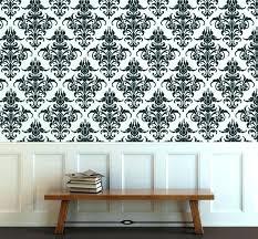 damask home decor damask home decor black damask wallpaper home decor sintowin
