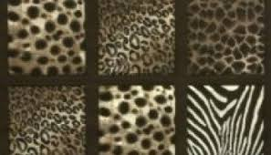 Sculptured Area Rugs Modern Animal Skin Print Area Rug Sculpture Design 251 5ft2x7ft3