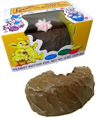 peanut butter eggs for easter lerro peanut butter easter egg 8oz blaircandy