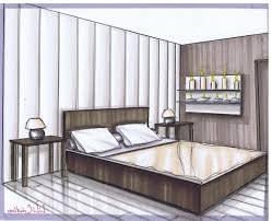 comment dessiner une chambre en perspective charming dessin d une chambre en perspective 0 dessin de avec dessin