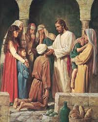 Blind Bartimaeus In The Bible Jesus Heals A Blind Man