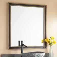 Mounting A Bathroom Mirror by 36