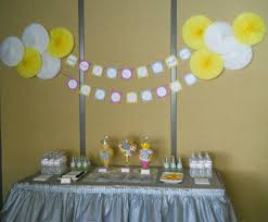 baby shower decor ideas baby shower decorations ideas at archives of table decoration