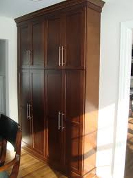 tall narrow pantry cabinet home design ideas