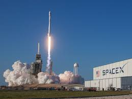 spacex launches historic ses 10 mission with first used rocket