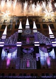 saks fifth avenue lights 2017 saks fifth avenue holiday window unveiling and light show