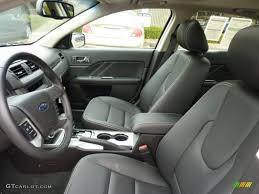 Ford Fusion Interior Pictures Sport Black Charcoal Black Interior 2011 Ford Fusion Sport Awd