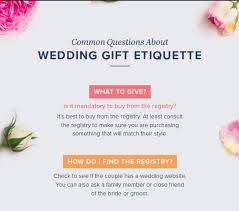 wedding gift protocol wedding gift etiquette wedding gifts wedding ideas and inspirations