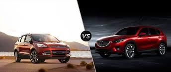 nissan pathfinder vs mazda cx 9 ford escape vs 2016 mazda cx 5