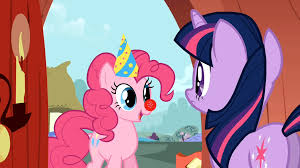 singing telegram birthday pinkie pie s singing telegram my pony friendship is magic