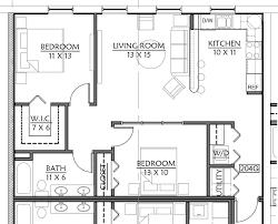 Tamarack Floor Plans by The Lofts Abbott Unit 204g Buffalofts Lofts