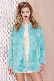 candy flip faux fur coat shop jackets coats at nasty gal