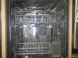 Kitchenaid Dishwasher Utensil Holder Kitchenaid Kdte404dsp 24 In Built In Dishwasher W