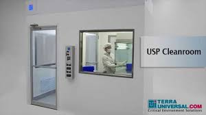 usp cleanroom construction youtube