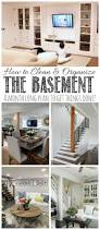 how to clean and organize the basement clean and scentsible
