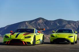 aston martin racing green meet the world eater new aston martin racing vantage gte revealed