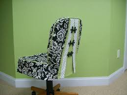Spinny Chairs For Sale Design Ideas Nice Fitting Office Chair Slipcover Love The Frog Closures