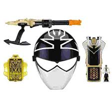 power rangers super megaforce deluxe training silver ranger