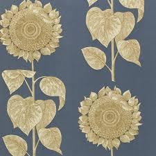 discover the sanderson palladio sunflower wallpaper dviwpa103 at