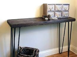 industrial console table with drawers industrial style console table industrial console table with drawers