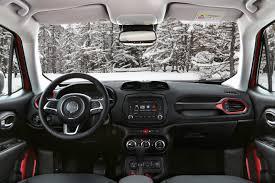 jeep renegade grey interior τα αυτοκίνητα της jeep για την έκθεση της γενεύης autoblog gr