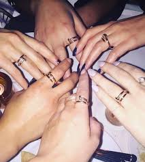 pretty rings pictures images Pretty little liars matching cartier rings popsugar fashion jpg