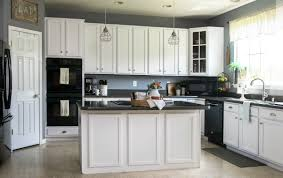 how to paint kitchen cabinets sprayer a budget friendly way to update kitchen cabinets