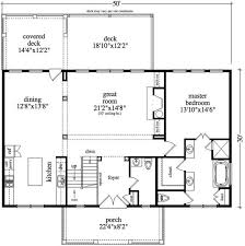 vacation house plans 30 x 50 floor plan lot 6 house plans barn cabin