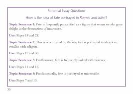 theme of fate in romeo and juliet essay romeo and juliet theme thesis statement custom paper help