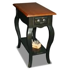 curved wood side table update your home with this unique wood side table it is constructed