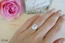 yellow gold oval engagement rings items similar to 4 ct 14k yellow gold ring solitaire ring