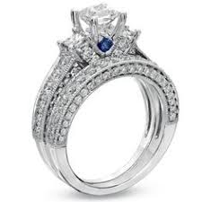 princess cut engagement rings zales vera wang collection 3 4 ct t w vintage style ring