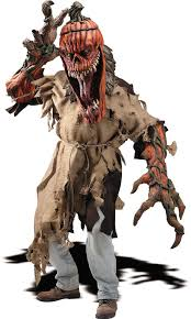 scary costumes for men men s bad seed creature reacher costume costumes