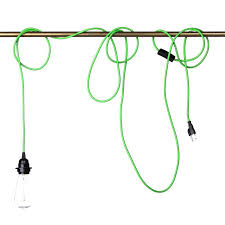 hanging light cord uk pendant with sets grounded outdoor