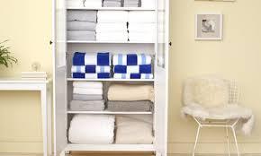 video how to organize a linen closet martha stewart