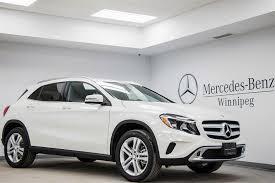 mercedes gla 250 2017 mercedes gla gla250 suv in winnipeg 7ga97719