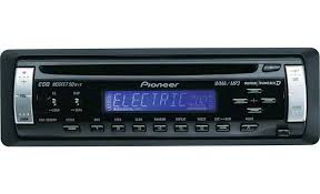 pioneer deh 2800mp cd receiver with mp3 wma playback at