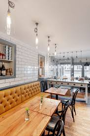 Restaurant Open Kitchen Design by Best 25 Cafe Interior Design Ideas On Pinterest Cafe Shop