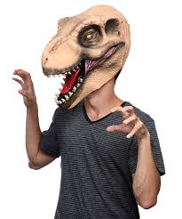 Rex Halloween Costumes Rex Mask Thinkgeek