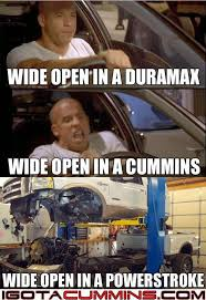 Powerstroke Memes - workaround ideas to discuss among friends cab forward light duty