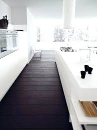 Gloss White Laminate Flooring Cute Dark Floor Kitchen Design Black Wooden Laminate Flooring