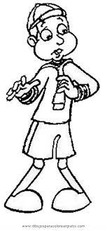 el chavo del ocho para colorear dibujo chavo 03 en la categoria dibujos animados diseños
