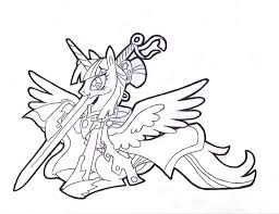 princess twilight sparkle coloring get coloring pages