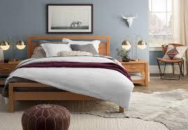Wall Tent Platform Design by Grain Wood Furniture Loft Queen Platform Bed U0026 Reviews Wayfair