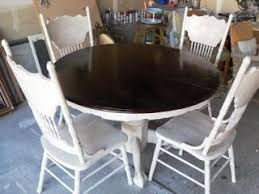 Dining Room Table Refinishing Best 25 Oak Table And Chairs Ideas On Pinterest Refinished