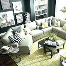 sectional sofa living room ideas l shaped couch small popular l shaped leather sofa with cocoa small