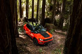 jeep inside view 2017 jeep compass latitude first drive review will it be a