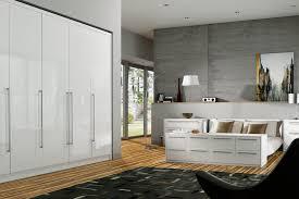 White Gloss Bedroom Furniture Sets Fitted Bedroom Furniture Sets