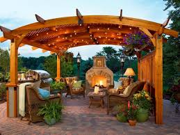 Patio Gazebo Ideas Backyard 38 Backyard Pergola And Gazebo Design Ideas Diy Outside