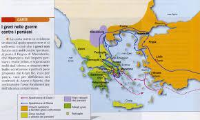 prima guerra persiana la grecia tra oriente e occidente